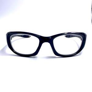 Liberty Mx30 Halo Black Oval Sunglasses Frames